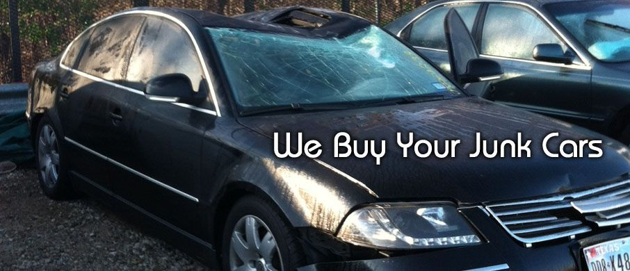 How much is my junk car worth? Car, Scrap car, Free towing