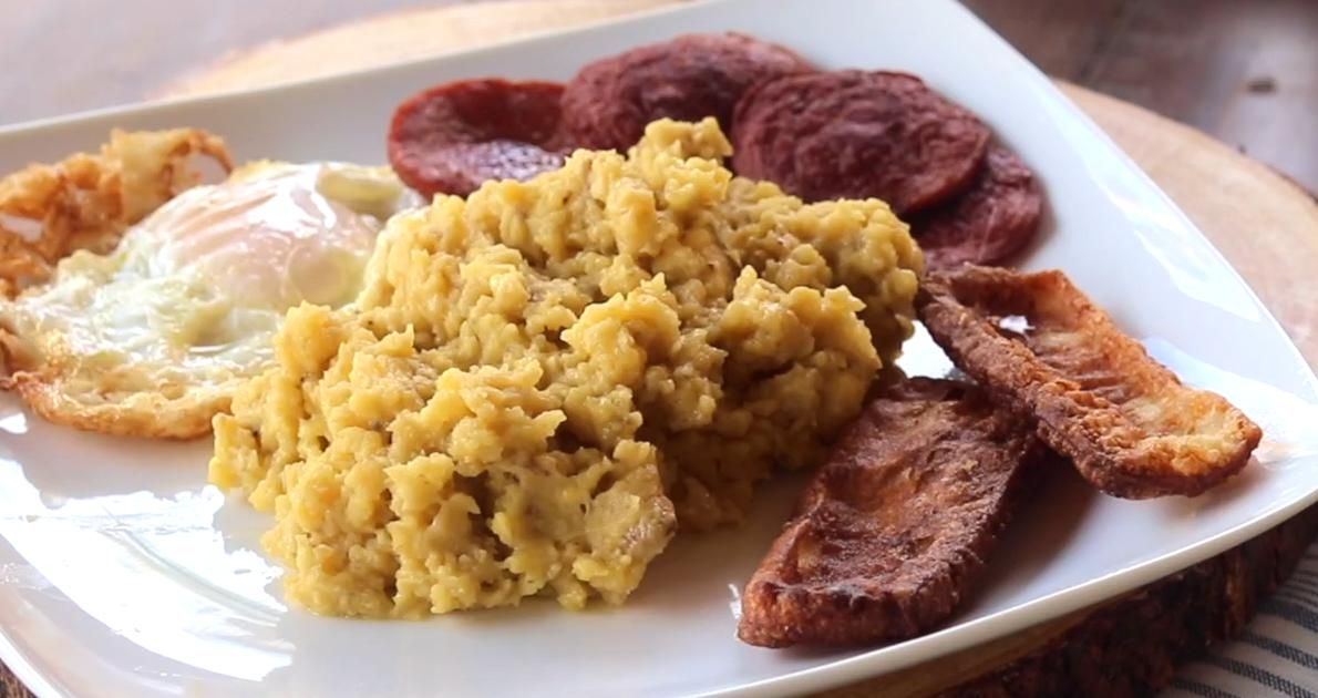 mang tres golpes is the best known and most representative dish of the dominican republic in this classic in 2020 dominicano recipes caribbean recipes boricua recipes pinterest