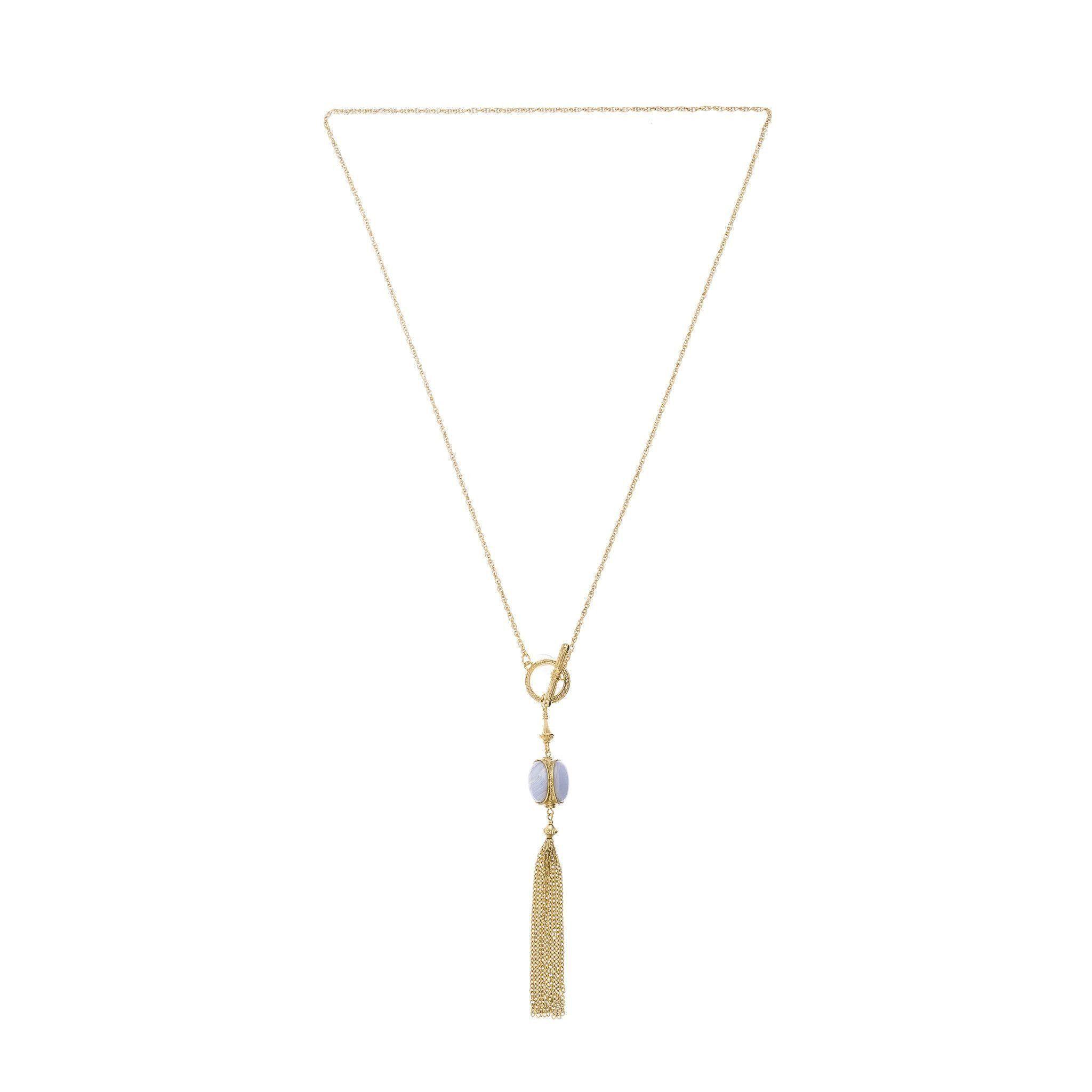 Inara long fringe pendant necklace pinterest modern boho yellow