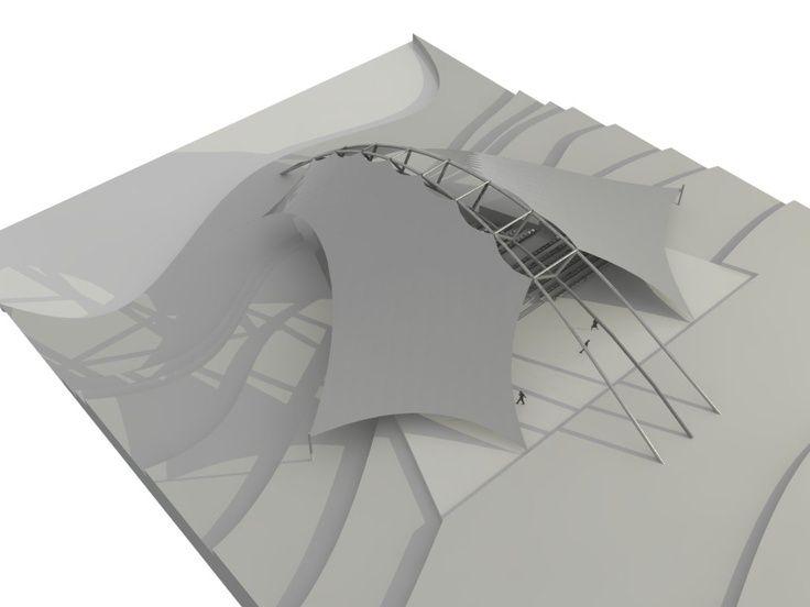 Lonarias en teatro moles eminet arquitectura for Arquitectura parametrica pdf