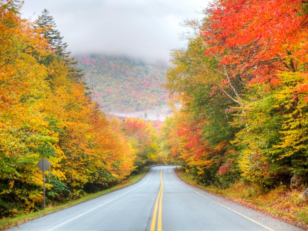 Road Trip Route Usa%0A Route      New Hampshire   Travel u    s Best Fall Foliage Road Trips         TravelChannel