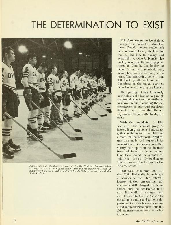 Pin On Athletics Ohio U Ice Hockey