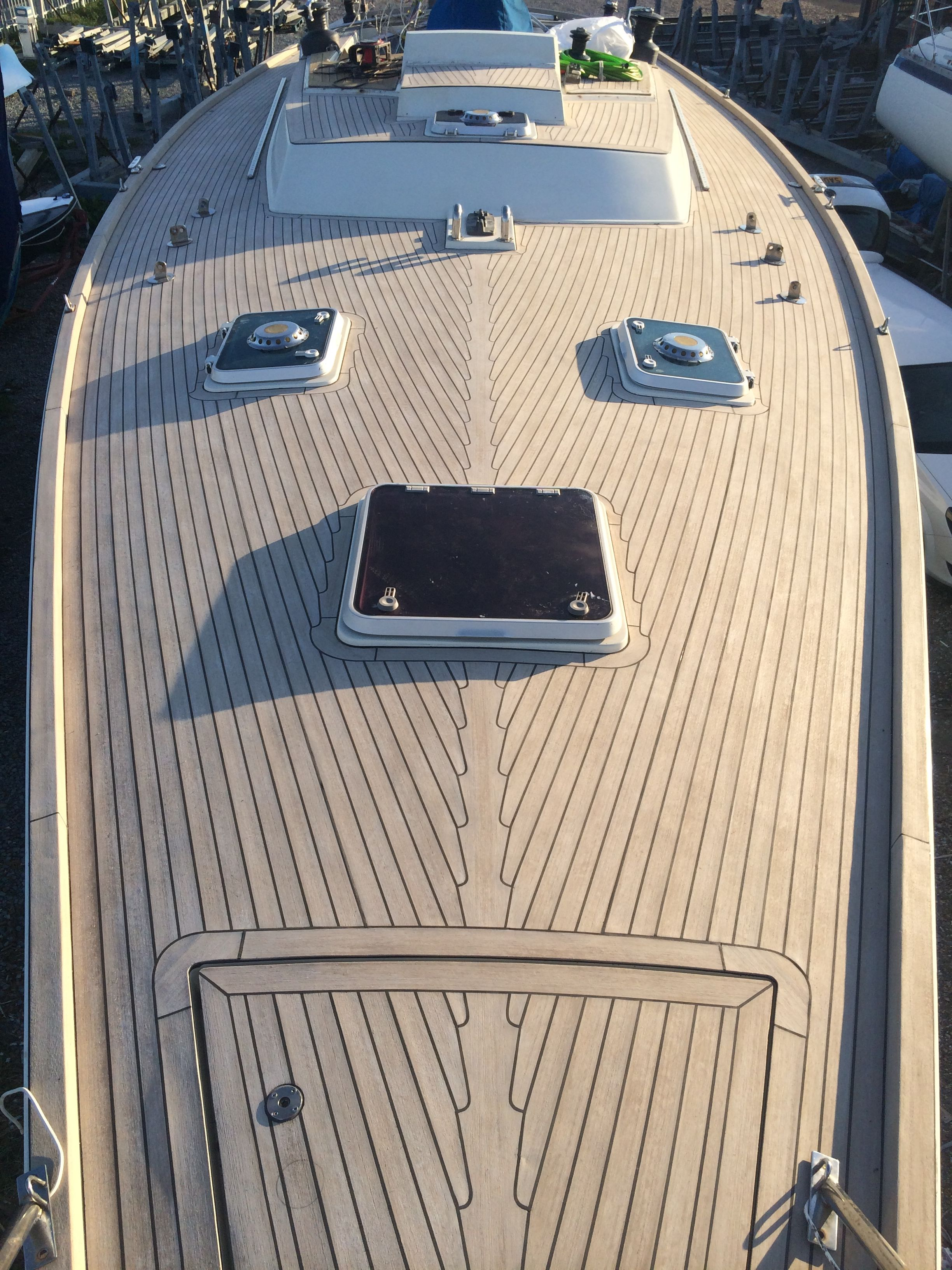 Engineered Marine Wood Flooring For Boats Best Materials