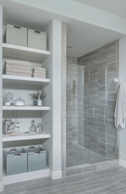 20 Minimalist And Futuristic Bathroom Remodelling Ideas - Eweddingmag.com - #bathroomremodel