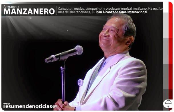 Natalicio   Armando Manzanero