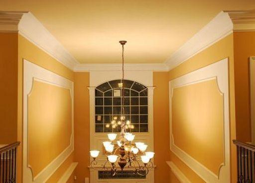 Gold Home Depot Crown Moulding Design Ideas ~ http://lovelybuilding ...