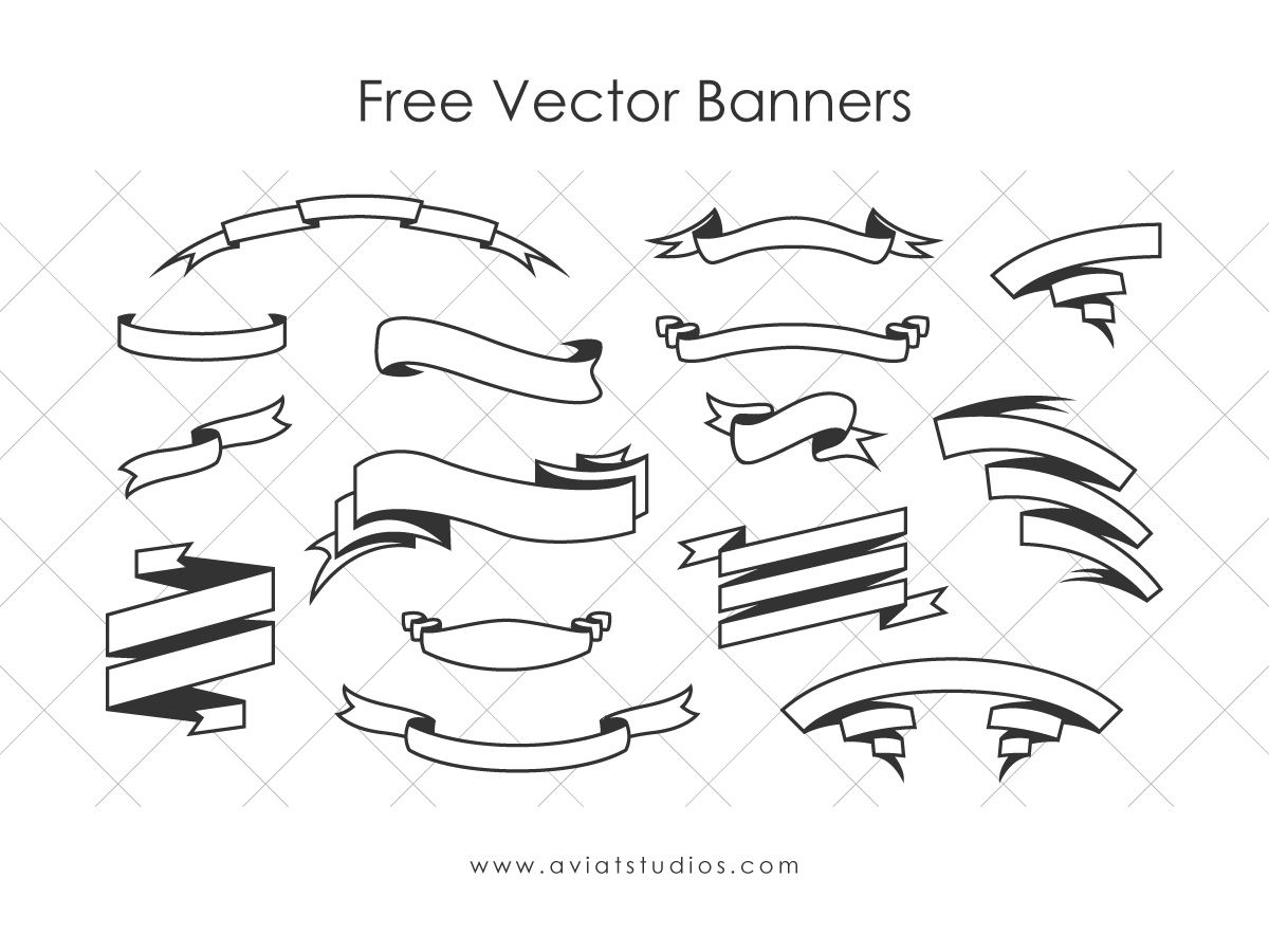 free vector banners banners rh pinterest ca free vector banner graphics free vector banners and ribbons