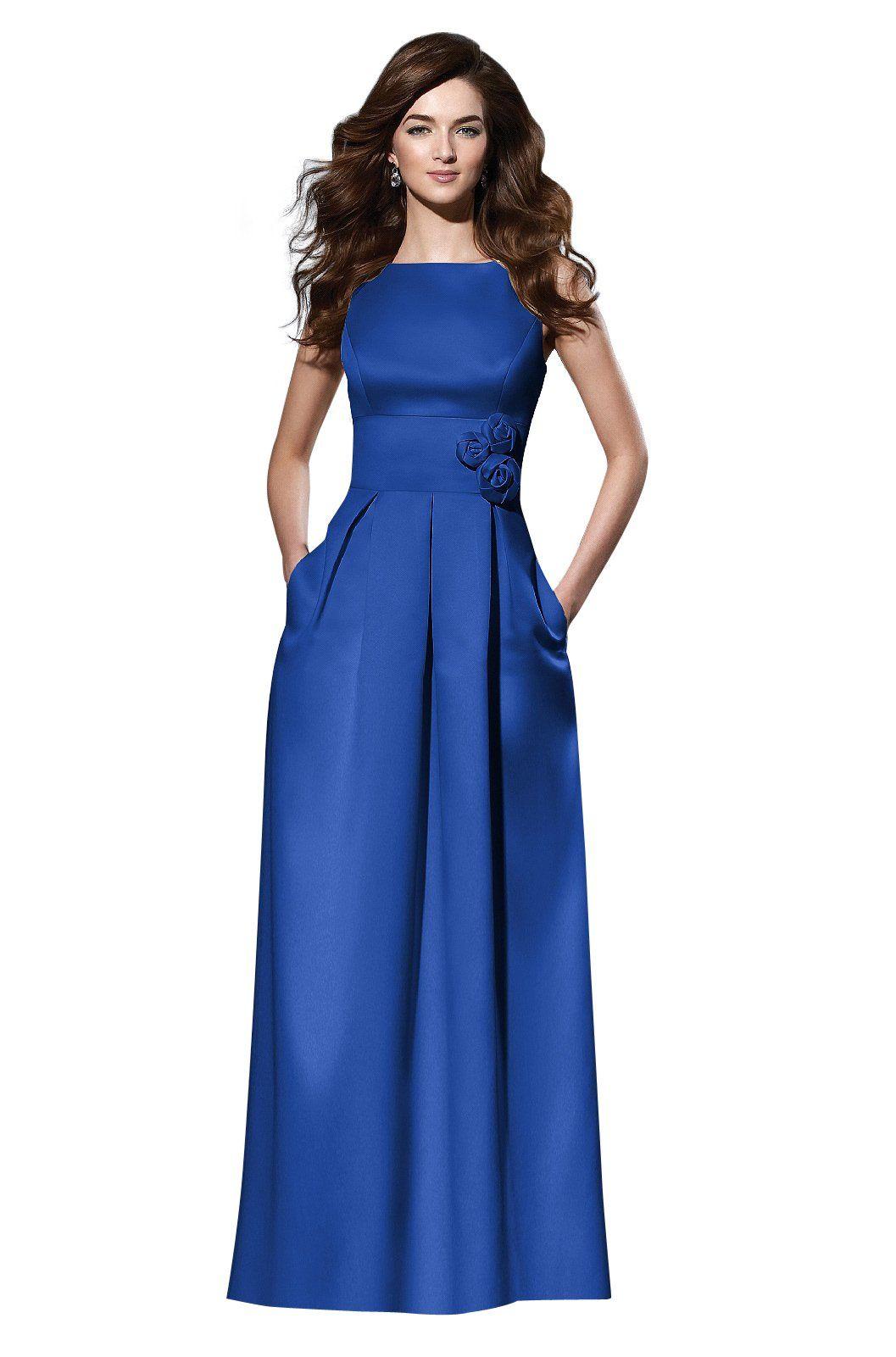 Sapphire. Dessy 2796 Bridesmaid Dress  76b306ec94a6