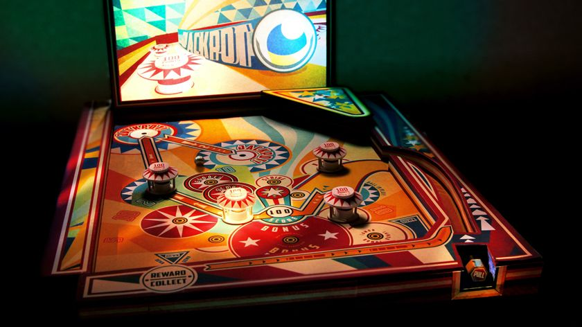 Lumino City Pinball Pinball Game Interactive Art
