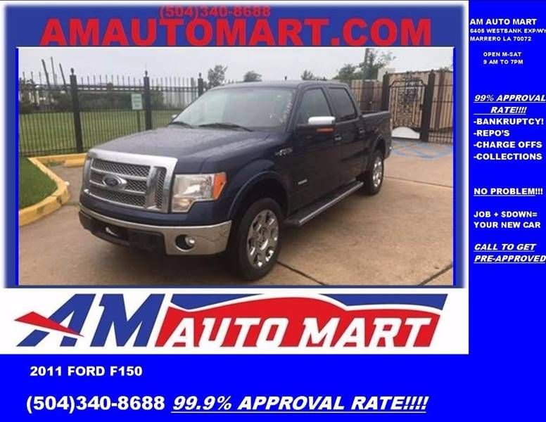 This 2011 Ford F 150 Lariat Is Listed On Carsforsale Com In Marrero