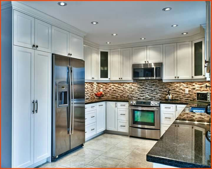 Pin by Parveen Kumar on kitchen idea's | Kitchen remodel ...
