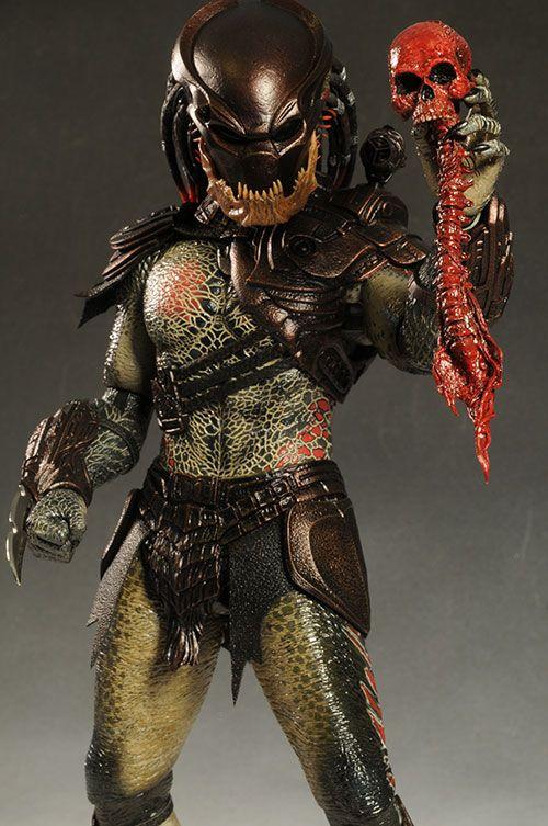 hot toys berserker predator 16th action figure monster