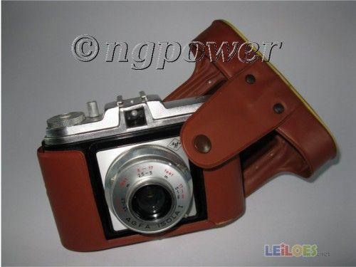 Maquina fotografica antiga