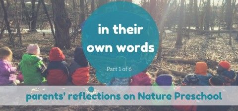 What surprised you about Nature Preschool