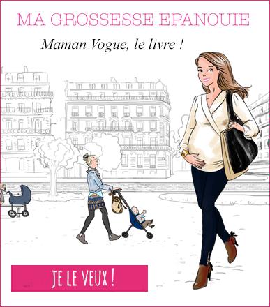 Livre Grossesse Semaine Apres Semaine Maman Vogue Les