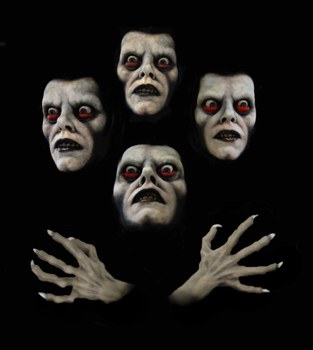 The Exorcist's Pazuzu Bohemian Rhapsody