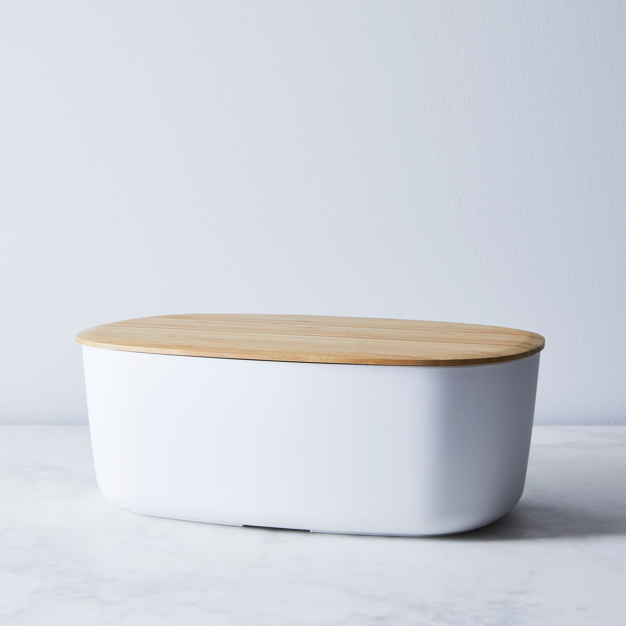 Modern Bread Box With Reversible Lid In 2020 Modern Bread Boxes