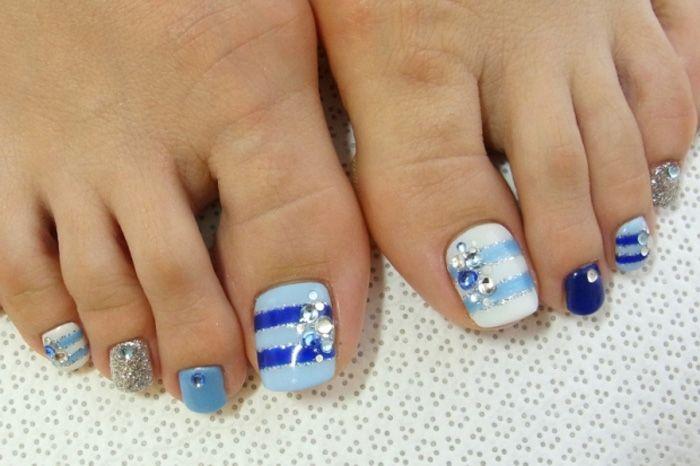 Summer Toe Nail Art Designs Sassy Nail Polish Pinterest Summer