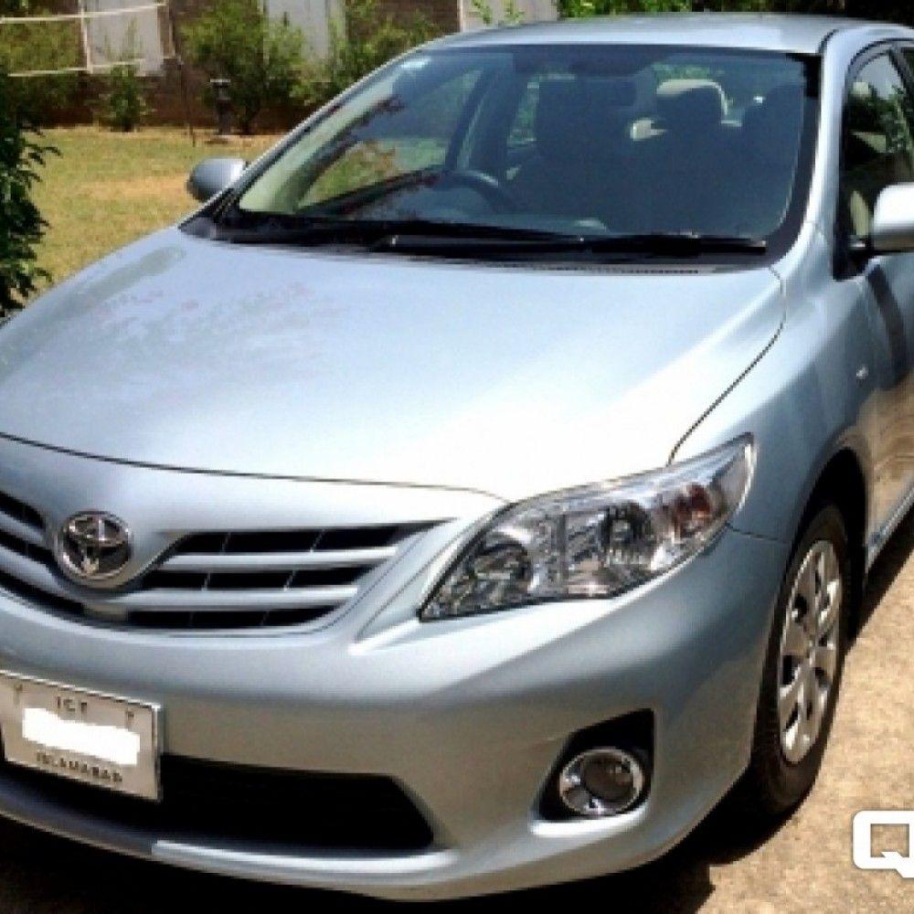 2013 Toyota Corolla gli for sale in IslamabadRawalpindi