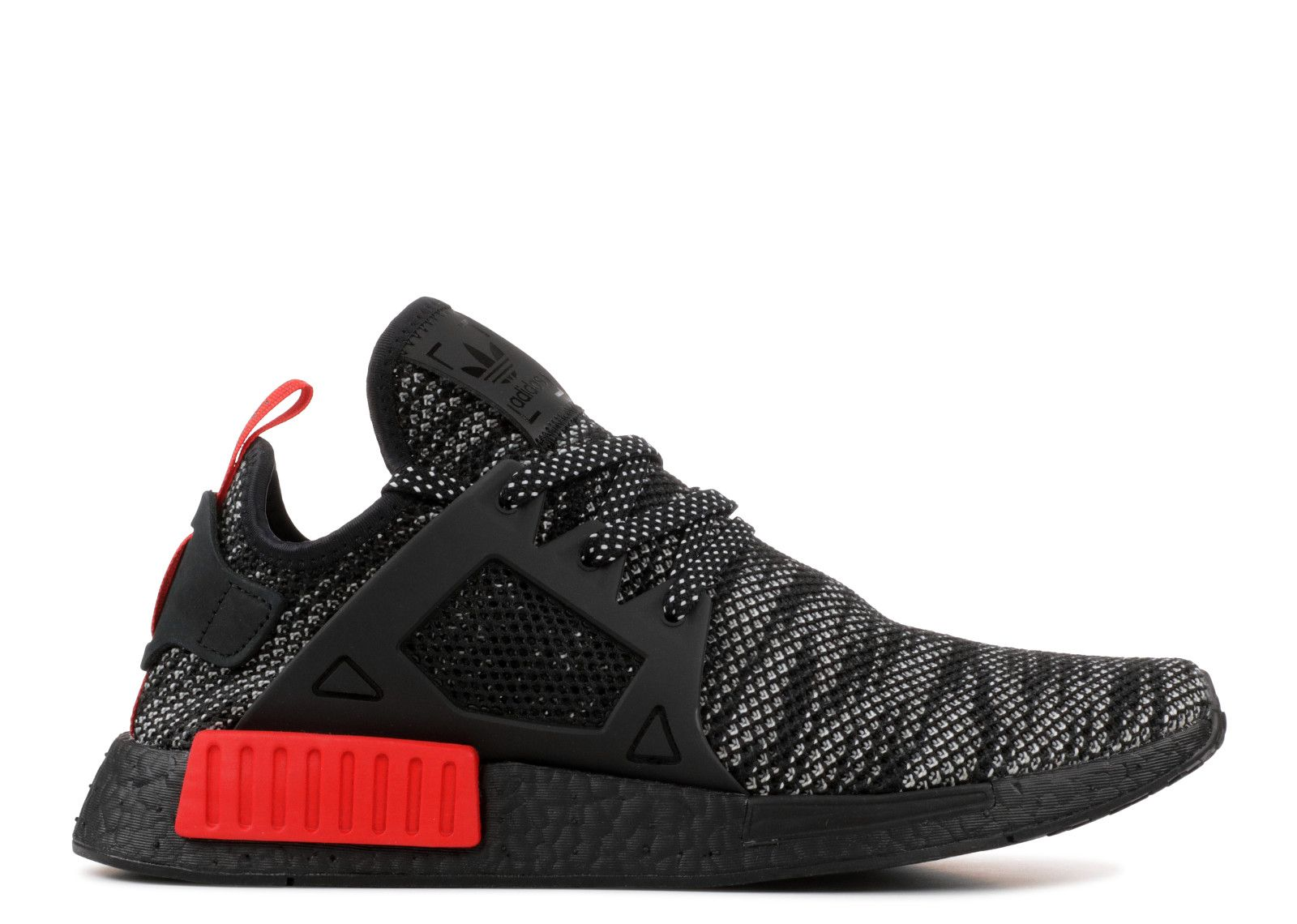 detailed pictures 7231b 3a6cc 2017-2018 New Arrival NMD XR1 BRED black red s76849 ...