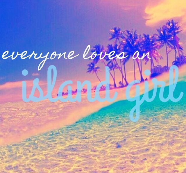 Everyone loves an island girl | Island tattoo, Island girl ...