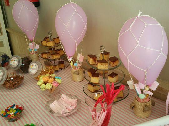 Hacer decorado para fiestas de cumplea os comuniones con - Como preparar un cumpleanos ...
