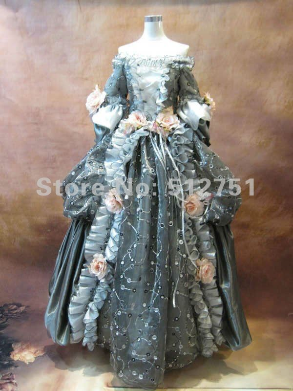 648448d82a198 18th Century Ball Gowns | Actual Images Hot sale 17 18th century Marie  Antoinette Ball Gown .