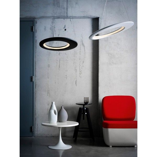 lirio by philips ecliptic hanglamp led large haal een van de ringen van saturnus in