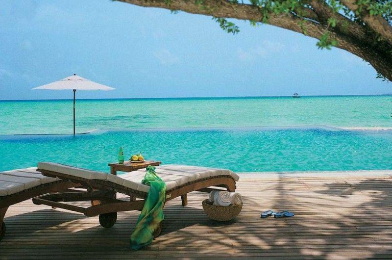 Magnificent Taj Exotica Resort & Spa Maldives | Dream ...