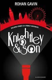 Knightley & Son by @rohangavin artículo por @litllibrarian
