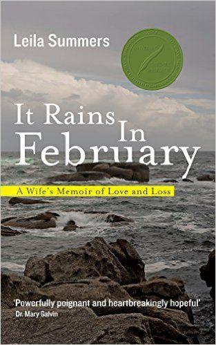 Amazon it rains in february a wifes memoir of love and loss amazon it rains in february a wifes memoir of love and loss fandeluxe Choice Image