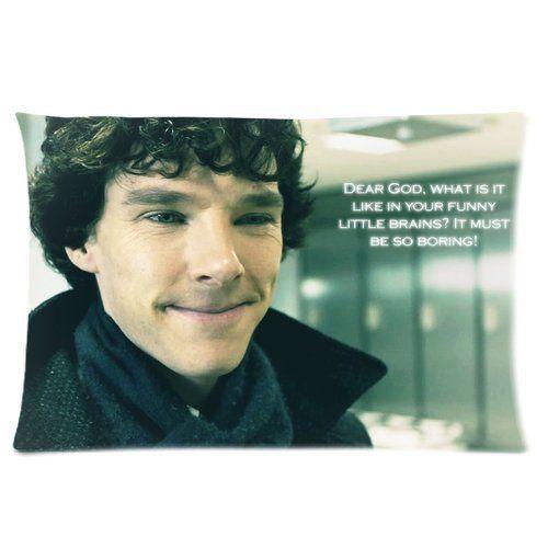 sherlock pillow on amazon :) like it
