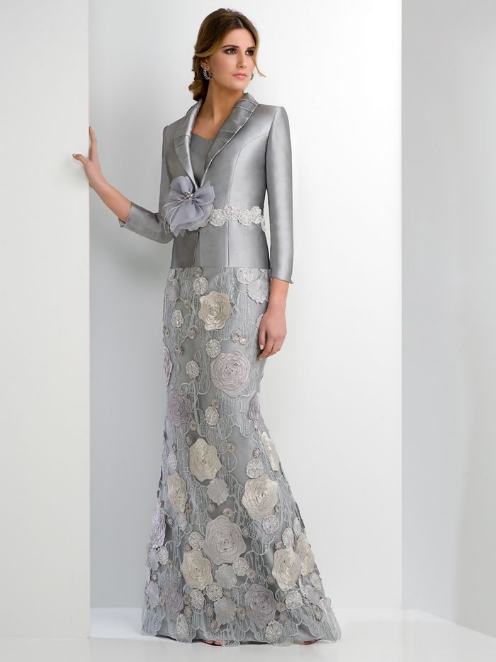 Vestidos para bodas de prata 2014