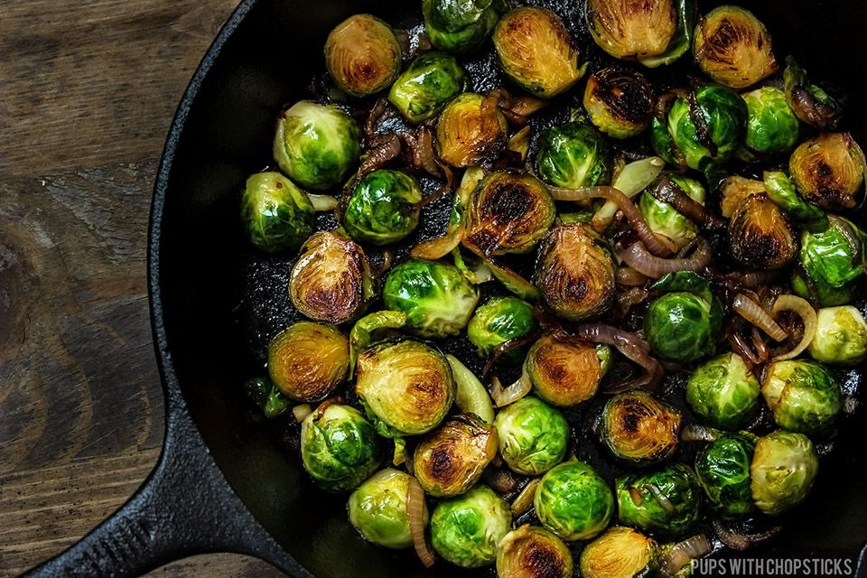 Easy Brussel Sprout Recipes Ovens