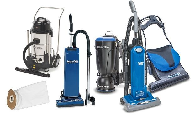 5 Commercial Cleaning Equipments That Makes The Job Much Easier