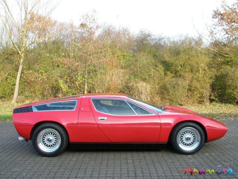 1974 Maserati Bora 4.9 Litre for sale | Maserati bora ...