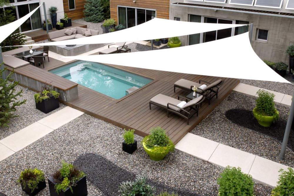 Shade Sails Residential Pool Commericial Day Care And Resort Shade Sails Ideas