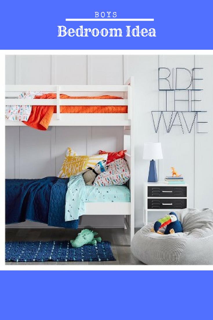 Beachy Bunk Kids' Bedroom - Pillowfort™