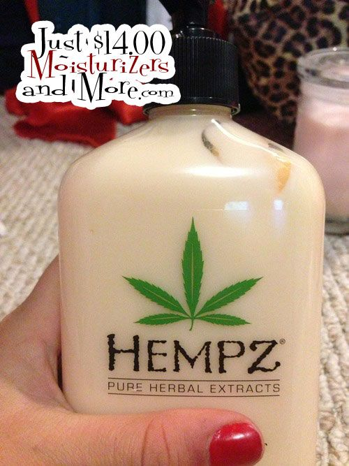 Guess Which Hempz This Is Hempz Treats Herbal Extracts Pure