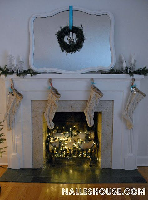 These Fireplace Mantel Ideas Will Make Your Living Room ...