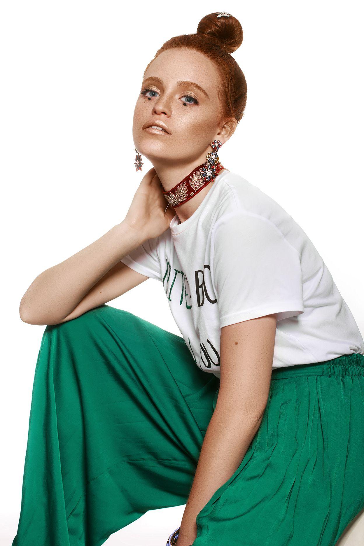 Hanna Balwierczak Model Citizen Magazine ™ Fashion