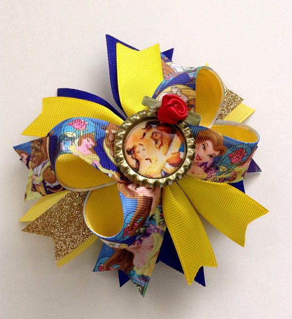 Belle Boutique Hair Bow. This Pretty Belle Hair Bow