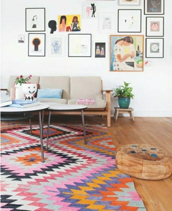 farbgestaltung im wohnzimmer wandfarben ausw hlen und gekonnt mischen in 2018 zuk nftige. Black Bedroom Furniture Sets. Home Design Ideas