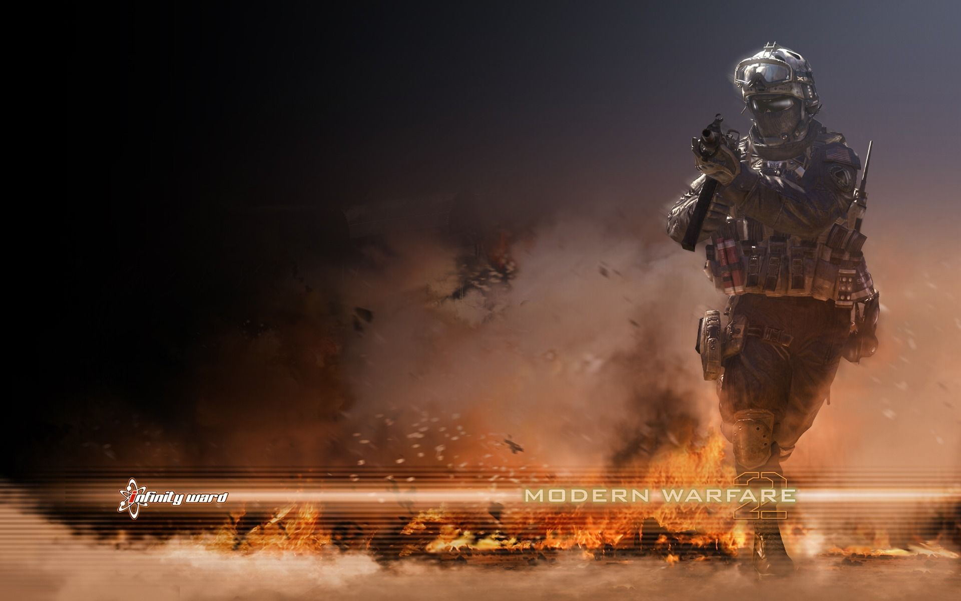 3d Wallpaper Call Of Duty Wallpapers For Free Download About