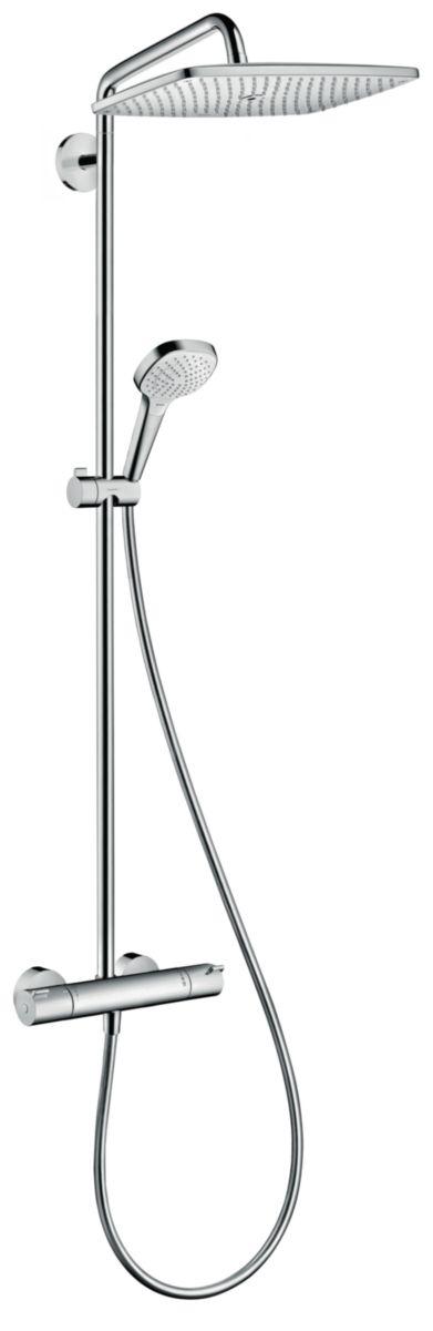 colonne de douche hansgrohe showerpipe talis puro