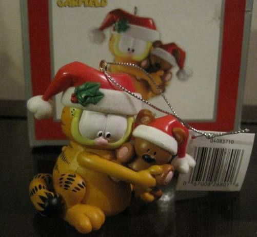 American greetings heirloom collections garfield sound ornament new american greetings heirloom collections garfield sound ornament new in box m4hsunfo