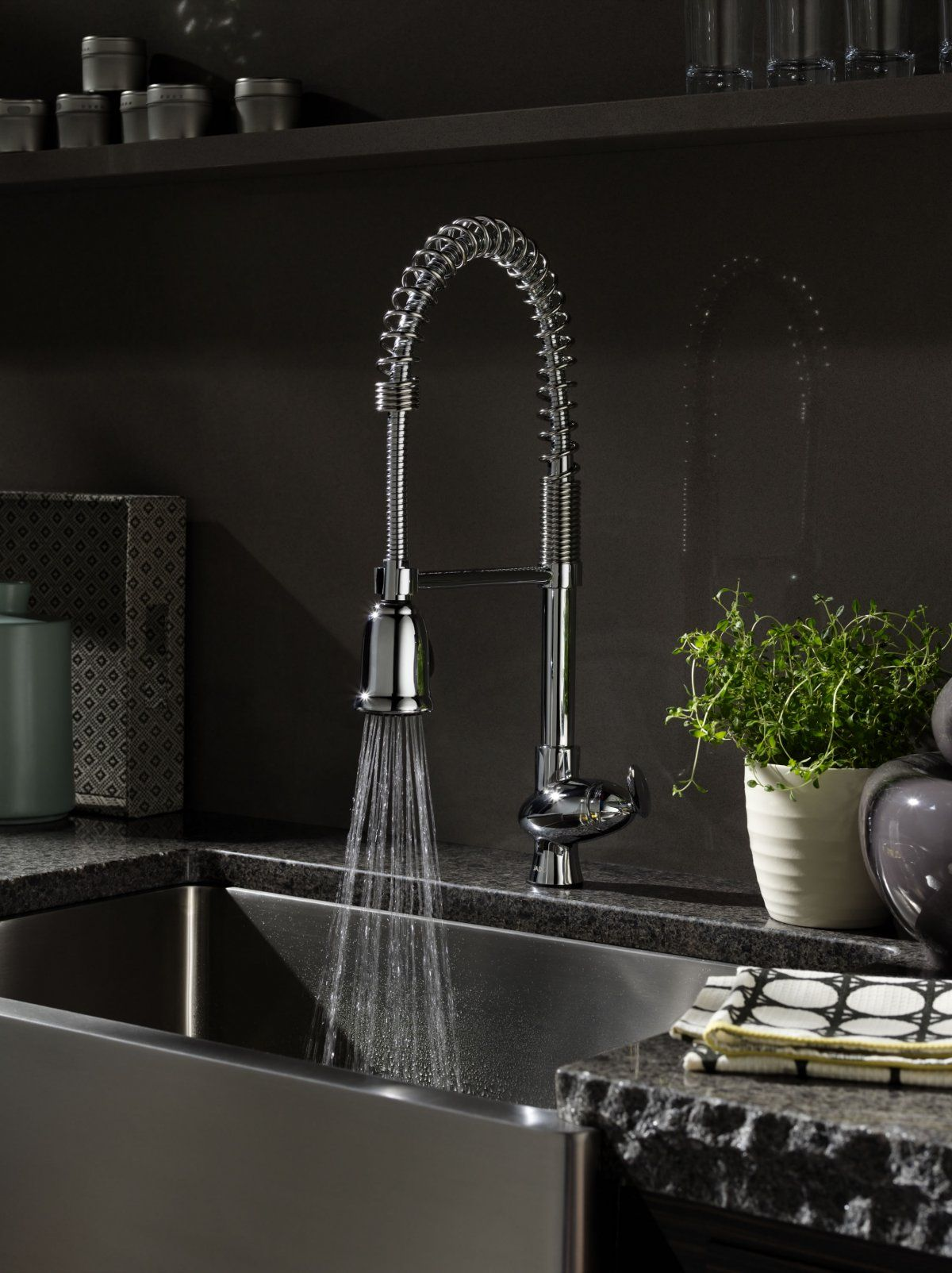Best Stainless Steel Kitchen Faucets Updated Reviews 2019 in ...