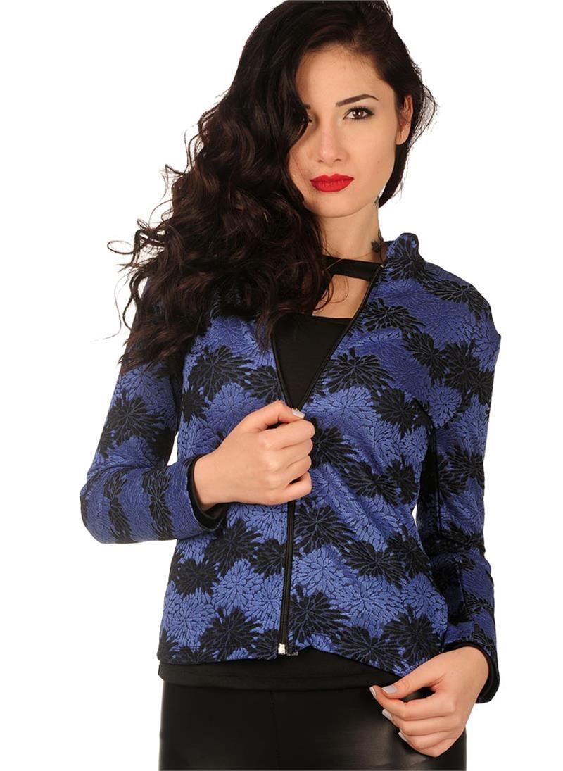 Bayan Ceket Mavi Modelleri Ve Uygun Fiyat Avantaja Yla Modabenle Kadin Giyim Moda Kadin