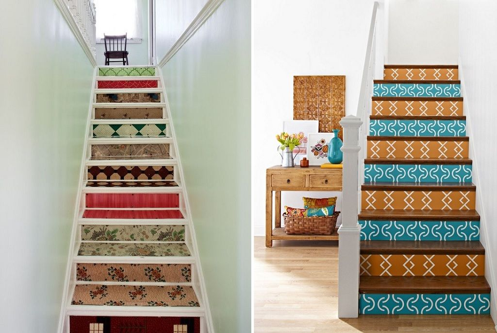 Step Up Your Staircase With These 23 Bold Design Ideas Staircase