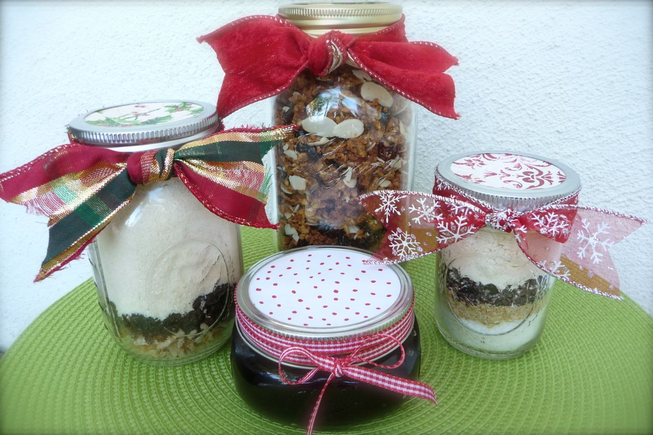 Healthy homemade giftsinajar recipes u tips for using your own